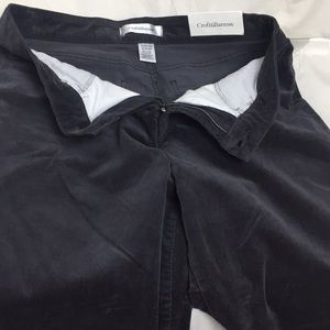 NWT Croft and Barrow High Rise Straight leg pants
